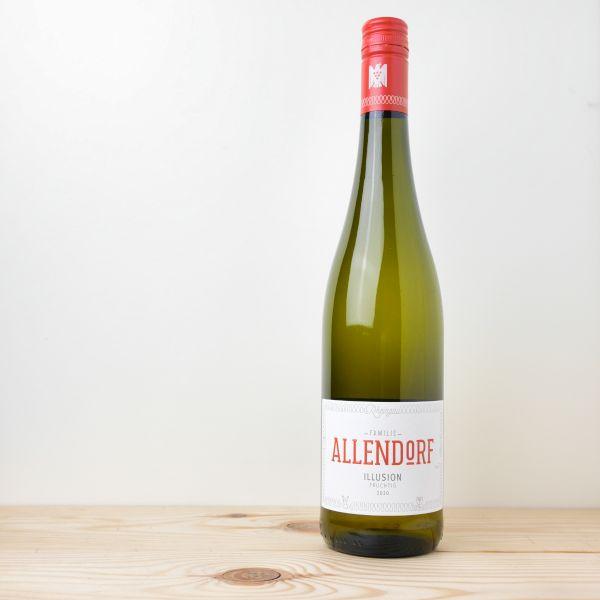 Allendorf Illusion Riesling und Gewürztraminer