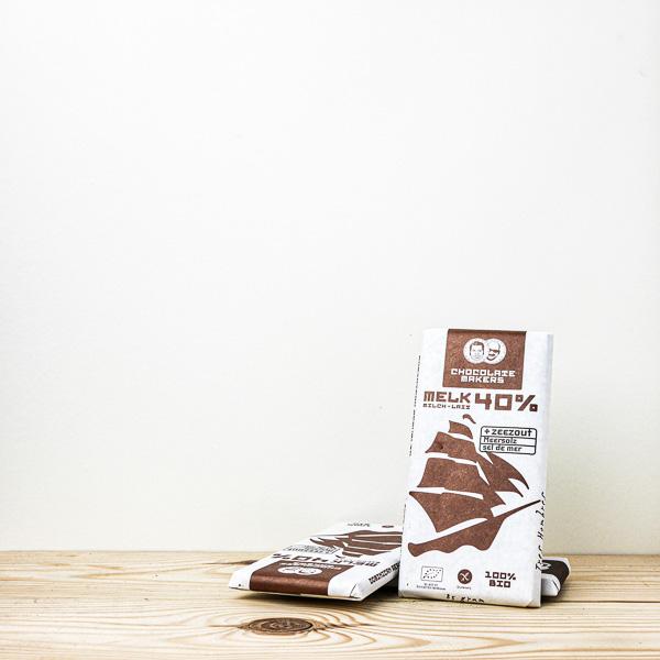 Chokolate Makers 40 + Salz
