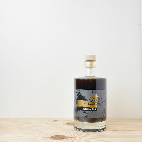 Eberbach Schäfer Rum Nuss Likör