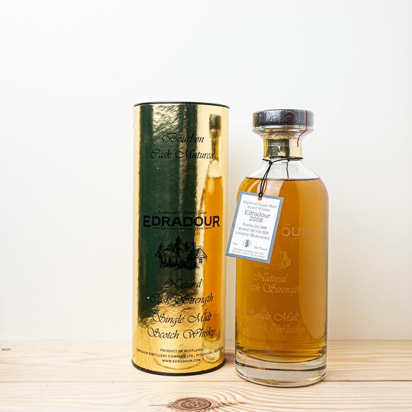 Edradour Ibisco Bourbon