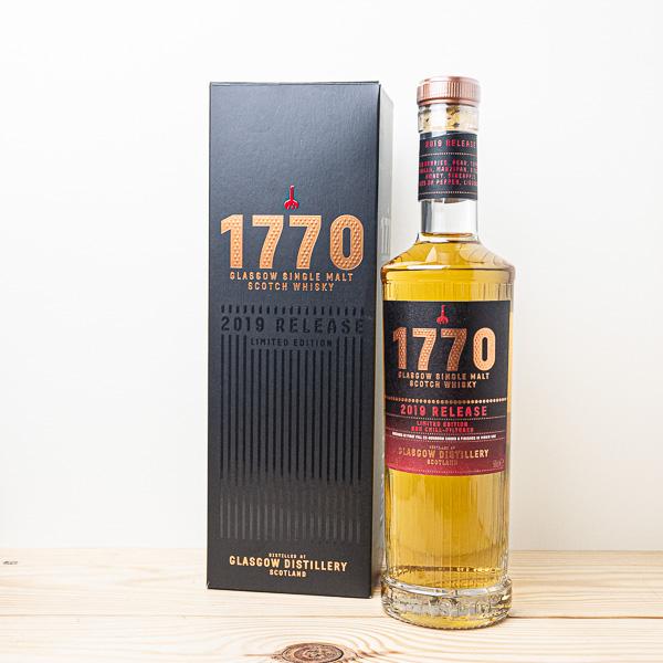 Glasgow Distillery 1770 2019 Release