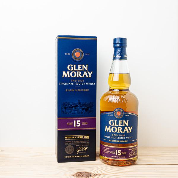 Glen Moray 15