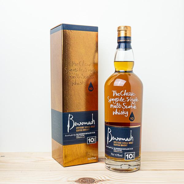 Benromach 10