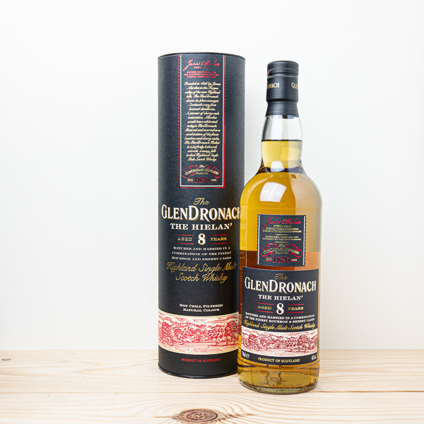 Glendronach 8