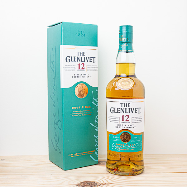 Glenlivet 12 Double Oak