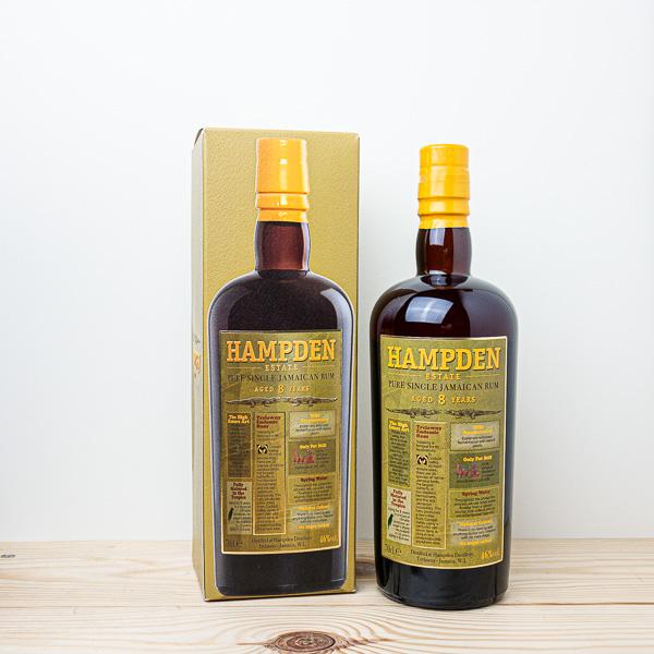 Hampden Jamaika Rum
