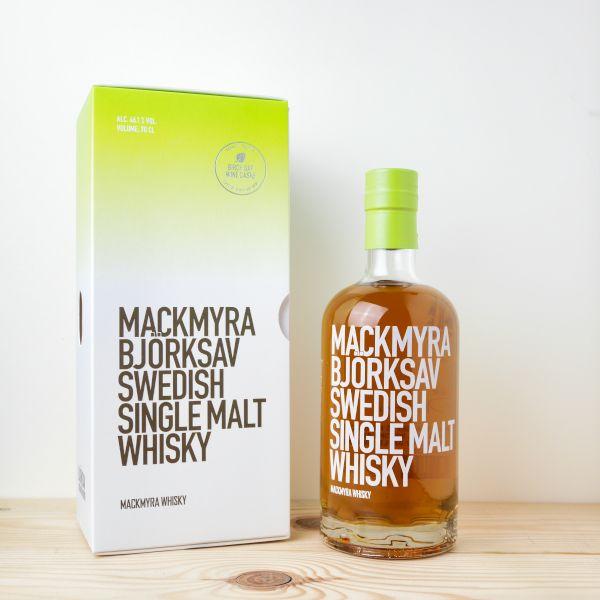 Mackmyra Björksav Swedish Single Malt Whisky 0,7l
