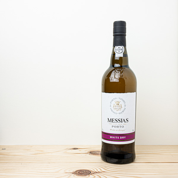 Messias Portwein White Dry