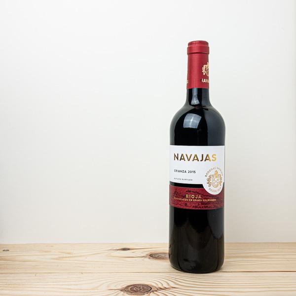 Navajas Rioja Crianza