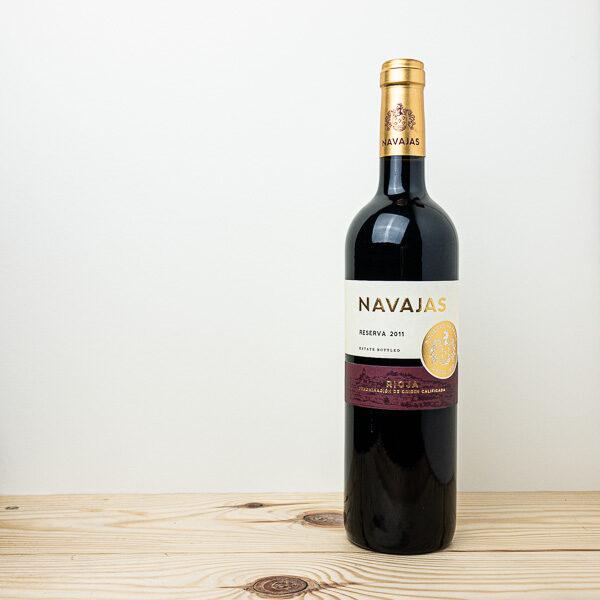 Navajas Rioja Reserva
