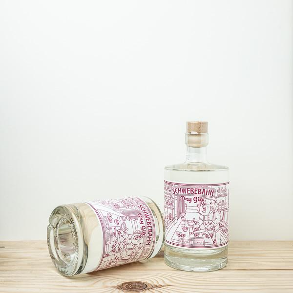 Schwebebahn Dry Gin