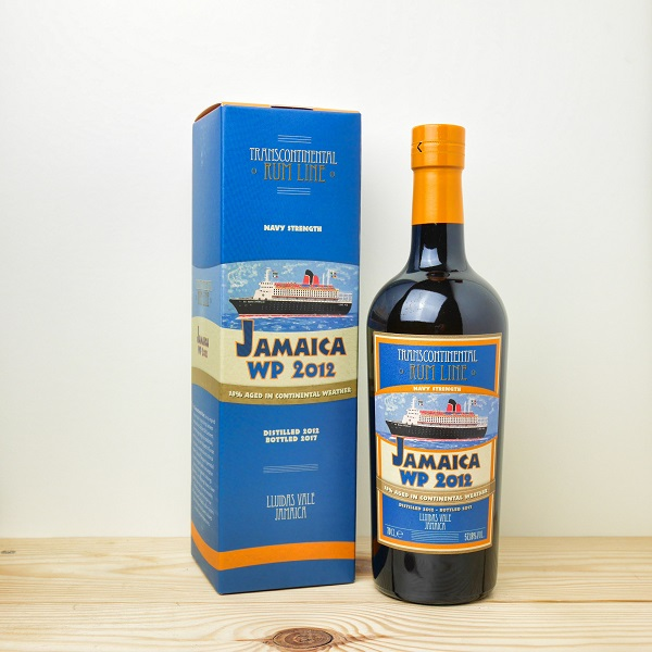 Transcontinental Rum Line Jamaika 2012