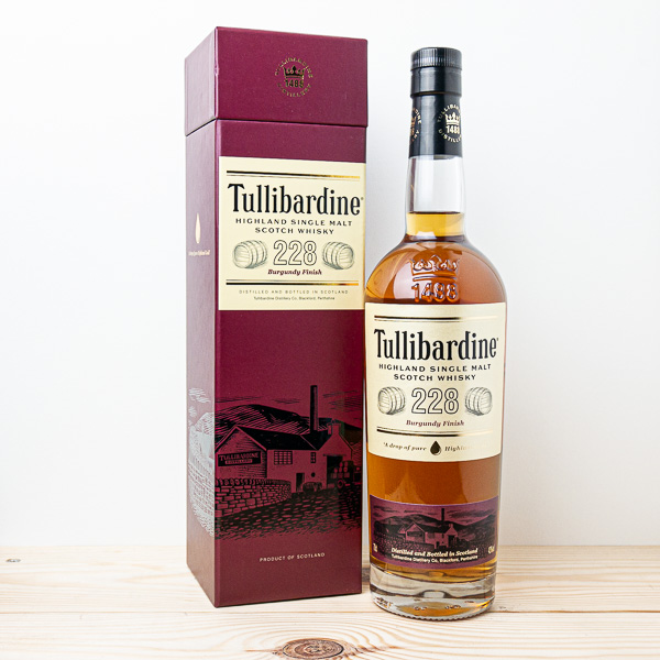 Tullibardine Burgunder